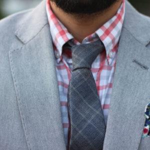 Как подобрать галстук