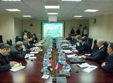 Встреча делегации