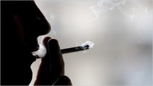 Жесты при курении