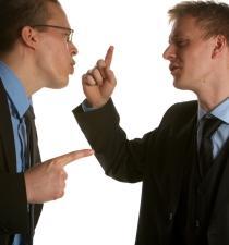 Типы конфликтов
