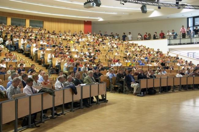 аудитория университета
