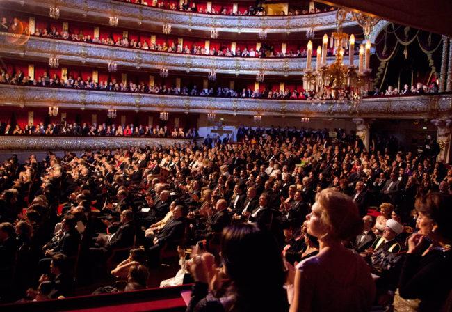 Этикет в театре