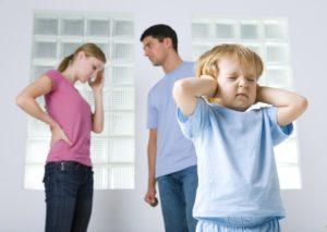 Проблемы в семье — основные факторы