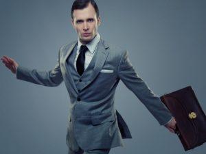 Одежда делового человека — как правильно одеваться?