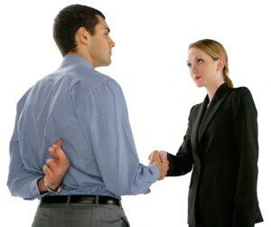 Нелояльность сотрудника