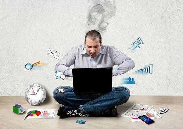 Стресс – убийца продуктивности
